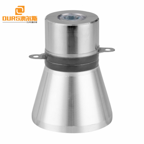 25KHz/60W/pzt-4 Ultrasonic Cleaning Transducer Waterproof corrosion resistant ultrasonic transducer