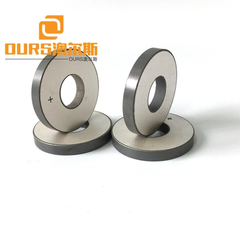 Factory Manufacturers 10x5x2mm Size Piezoelectric Ceramic Ring For Dental Cleaning Transducer