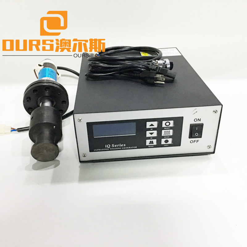 2600W/20khz ultrasonic plastic welding machine Ultrasonic Welding Transducer with booster