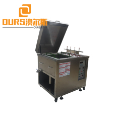 40KHZ 2500W Mould Electrolytic Ultrasonic Cleaning Machine For Injection Molds