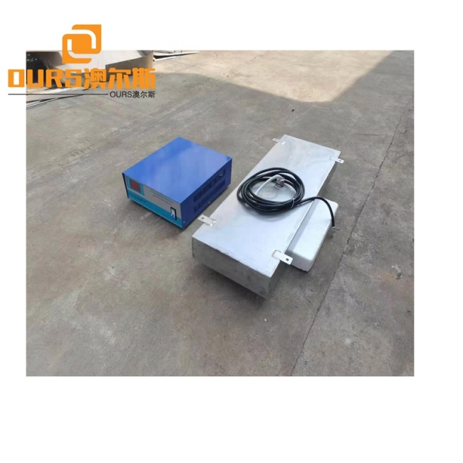 Waterproof Submersible Transducer Ultrasonic Cleaner 25K-40K 5000W Used On Automobile/Motorcycle  Filter Parts Cleaning