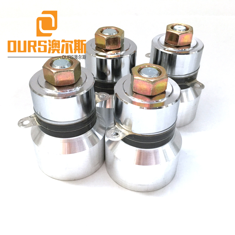 33K80K135K 40W PZT-4 Multi-Frequency High Stability Variable Frequency Ultrasonic Transducer