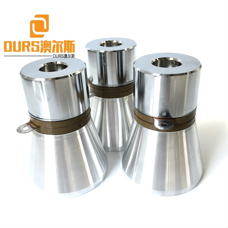 Frequency 20KHZ Ceramic Ultrasonic Cleaning Transducer Submersible Cleaning Pack Sensor