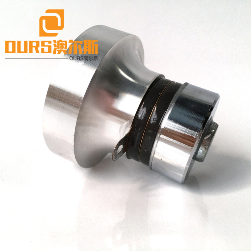 28KHz 40KHz Dual Frequency Ultrasonic Transducer Frequency Range For Korean Dishwasher