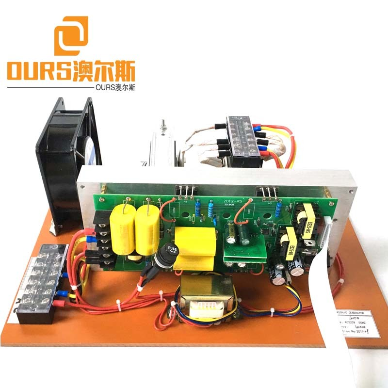 20KHZ/25KHZ/28KHZ/40KHZ 1500W CE Type Ultrasonic Circuit Board PCB Used For Industry Cleaning Machine