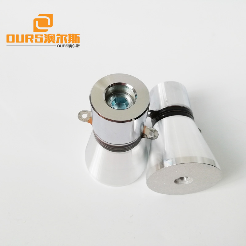 20KHz/50W Piezoelectric Ultrasonic Cleaning Transducer For Ultrasonic Cleaning Machine