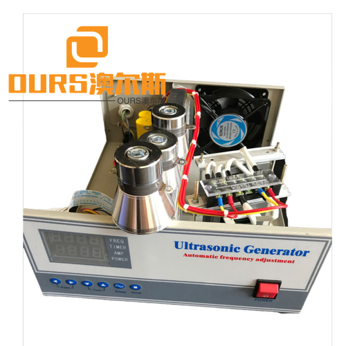 1200W 40KHZ  ultrasonic sweep frequency generator with Power Adjustable For Industrial Cleaning