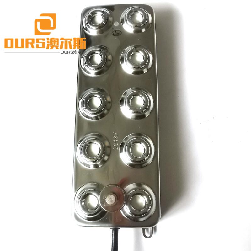 10 Head 3000ml Ultrasonic Humidifier 1.7Mhz Ultrasonic Mist Maker Transducer for Garden