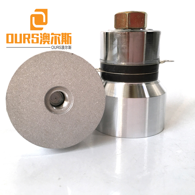 68KHZ 60W PZT4 Ultrasonic High Frequency Vibrating Sieve Transducer For CLeaning