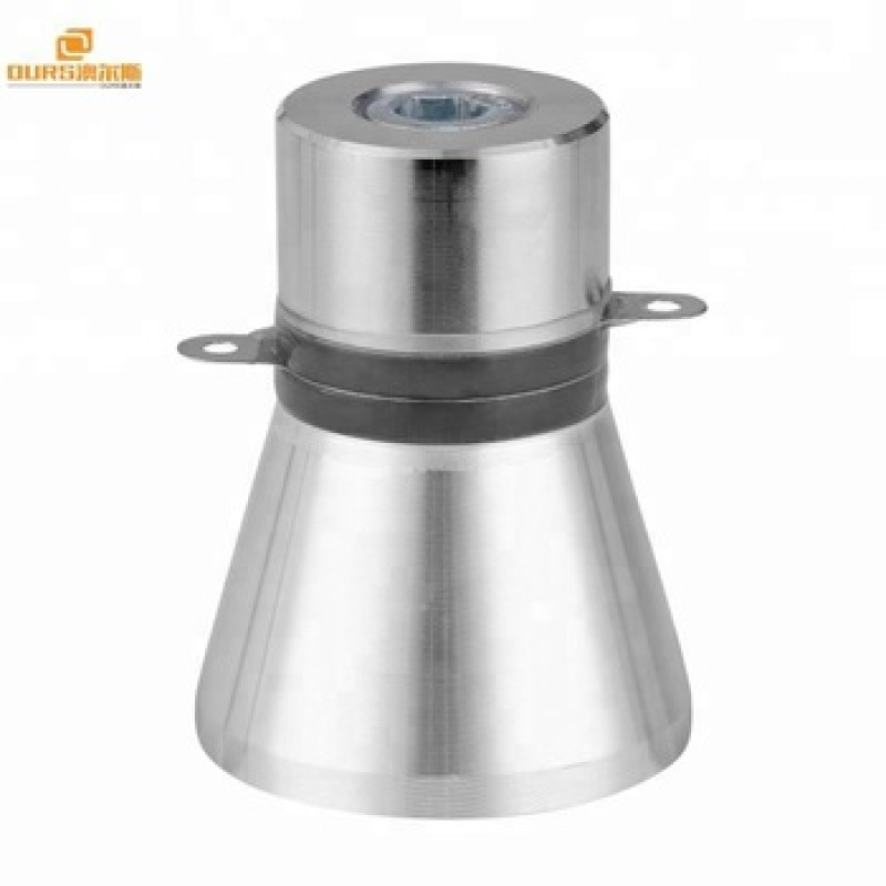 pzt 4 ultrasonic Piezo electric Transducer for ultrasonic cleaning  tank 25KHZ 60 watt