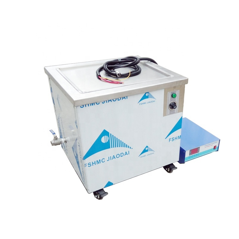 28K 180L Ultrasonic Carburetor Cleaning Machine For Auto Parts Cleaner Machine With Oil Filter System Vibration Cleaning