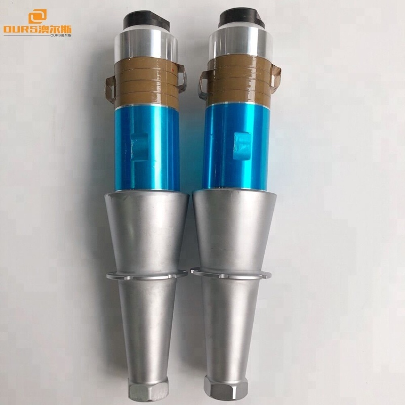 15KHz/1000W ultrasonic transducer used in ultrasonic welding&various handheld ultrasonic tools