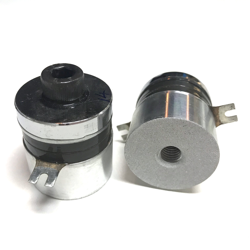 50khz Ultrasonic Transducer Piezo Element Ceramic Materials Transducer Manufacturers and Suppliers