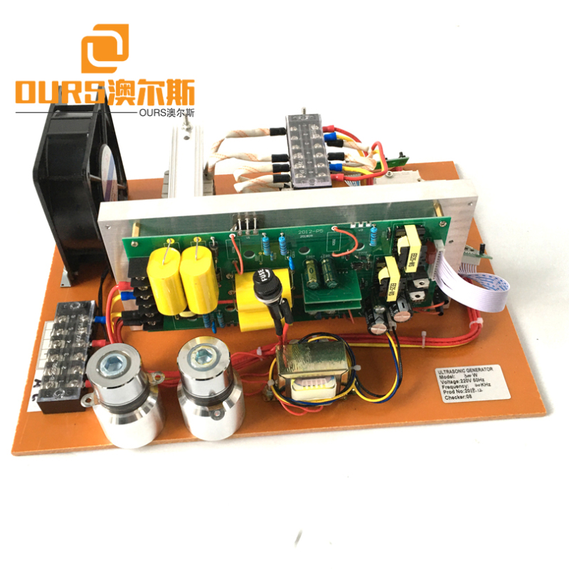 2000W 28KHZ Or 40KHZ Digital Sweep Generator Ultrasonic Cleaning Pcb For Ultrasonic Cleaner Parts