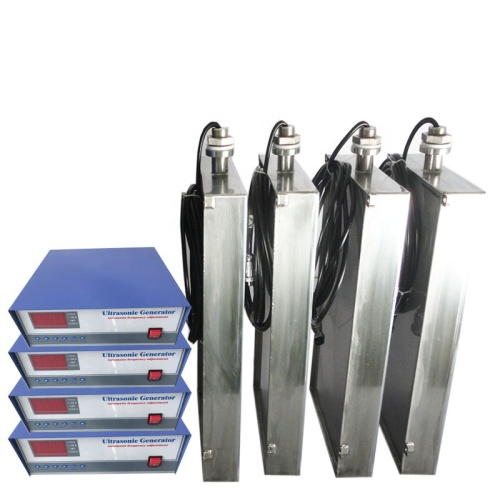 1000W Power Ultrasonic Transducers With Vibrating Plate Radiators 20KHz/25KHz/28KHz/33KHz/40KHz Ultrasonic Cleaning Plating