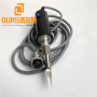 Factory Supply 28KHZ 800W Ultrasonic Fabric Layer Cutting Machine