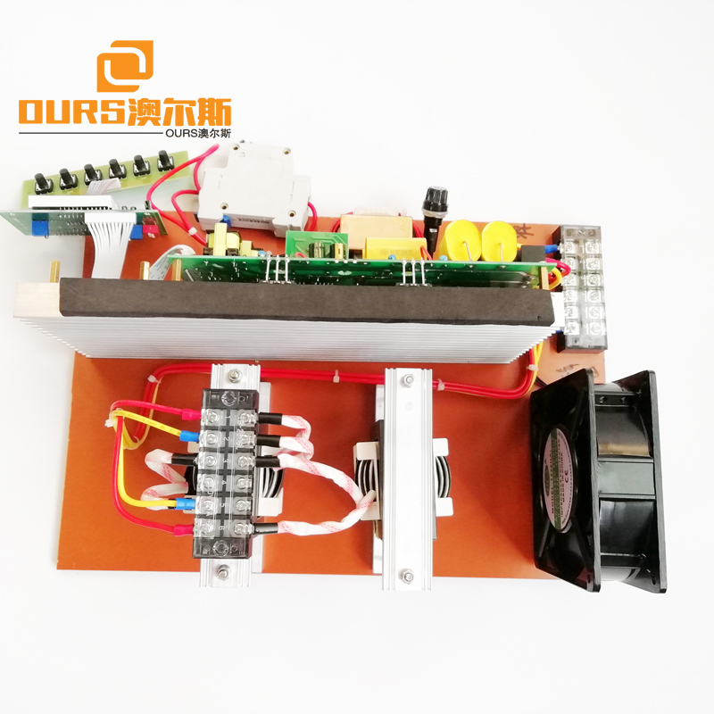 68KHz 600W High Frequency Ultrasonic Generator PCB Driver Circuit Board Used In Ultrasonic Cleaning Machine