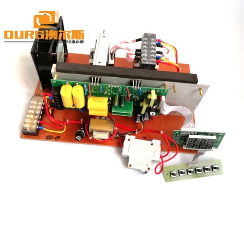 2000W Ultrasonic Generator PCB Circuit Board And Component Assembly Service