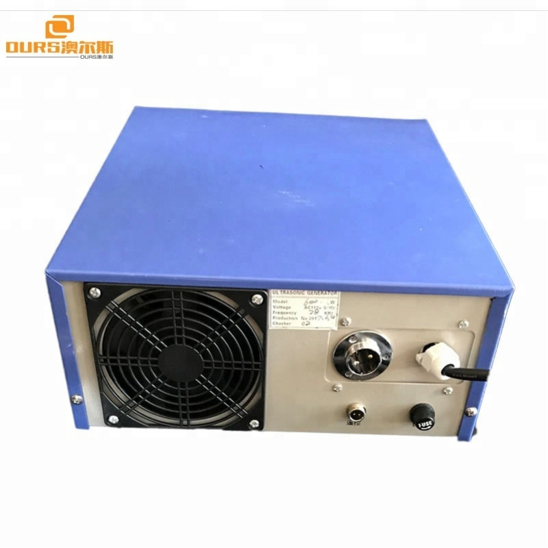 High frequency 135khz Industry Ultrasonic Cleaning generator