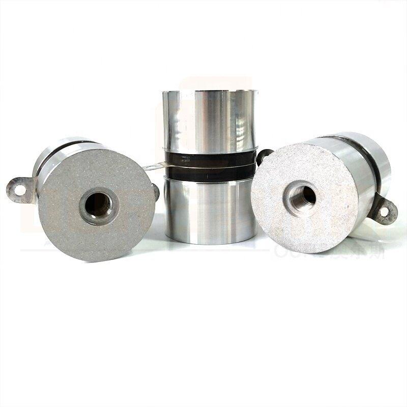 High Frequency 120K Washer Bath Ultrasonic Cavitation Transducer Industrial Ultrasonic Washing Oscillator For Steel Washer