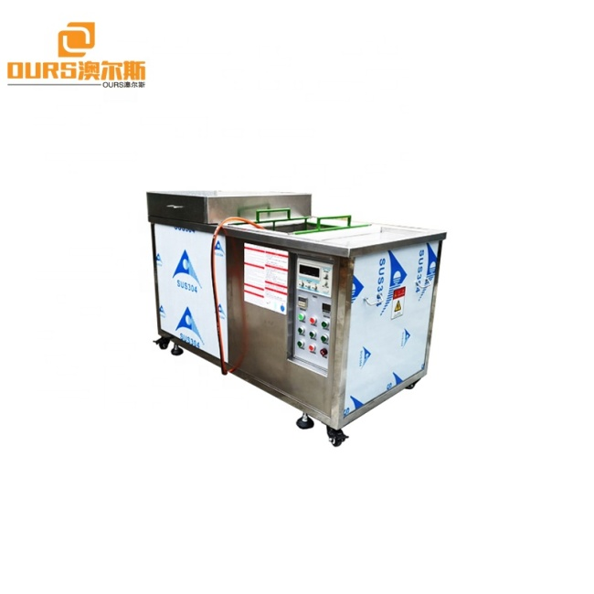 Ultrasonic Electrolytic Cleaning Machine 40KHZ 2500W 50L Used In Cleaning Medical Equipment Degreasing And Decontamination