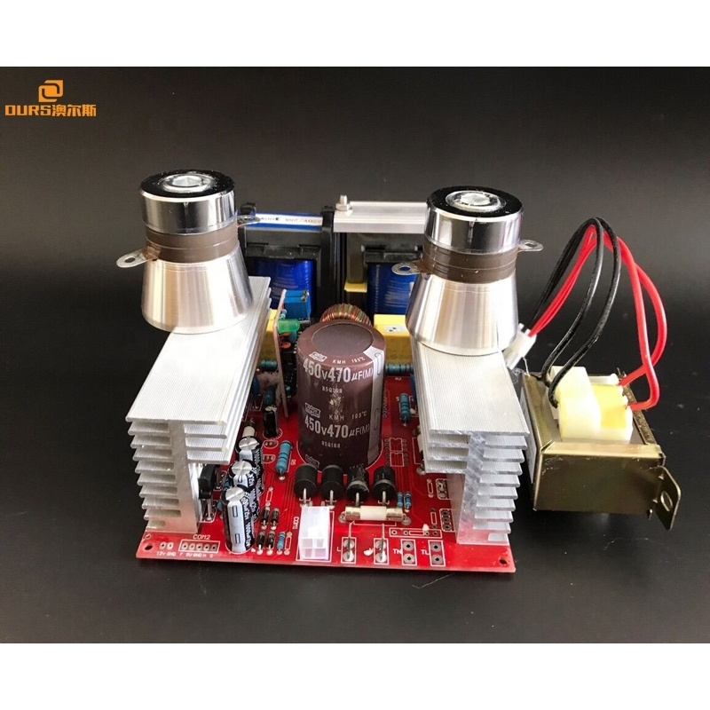 28K 300Watt Ultrasonic Generator PCB With Digital Board For Driver Transducer