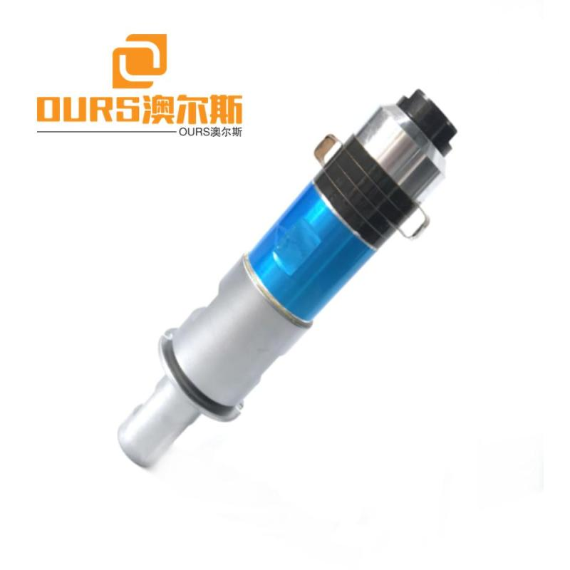 2000w Ultrasonic Welding Transducer 20khz Frequency Ultrasonic Transducer for Ultrasonic Welding/Cutting