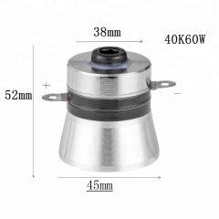 Ultrasonic Dishwashing transducer,food Vegetables ultrasonic cleaning 40KHZ 28KHZ homeuse