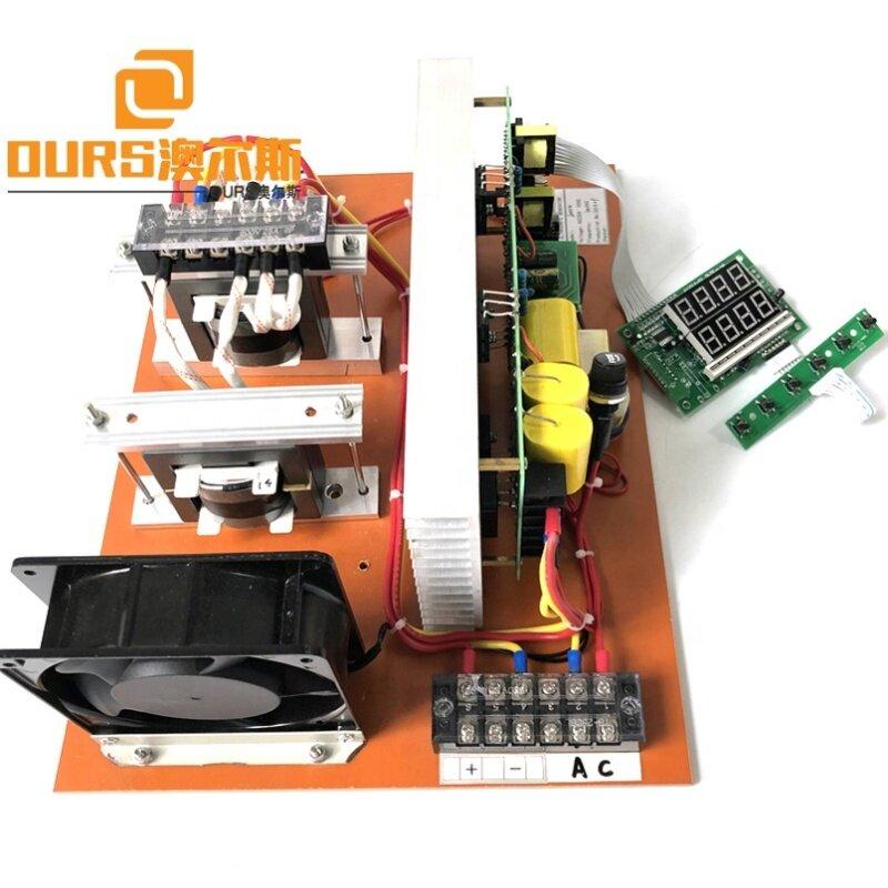 Factory Customized Industry Cleaning Machine Ultrasonic Generator/Power PCB 1800Watt 28K-40K Frequency Adjustable