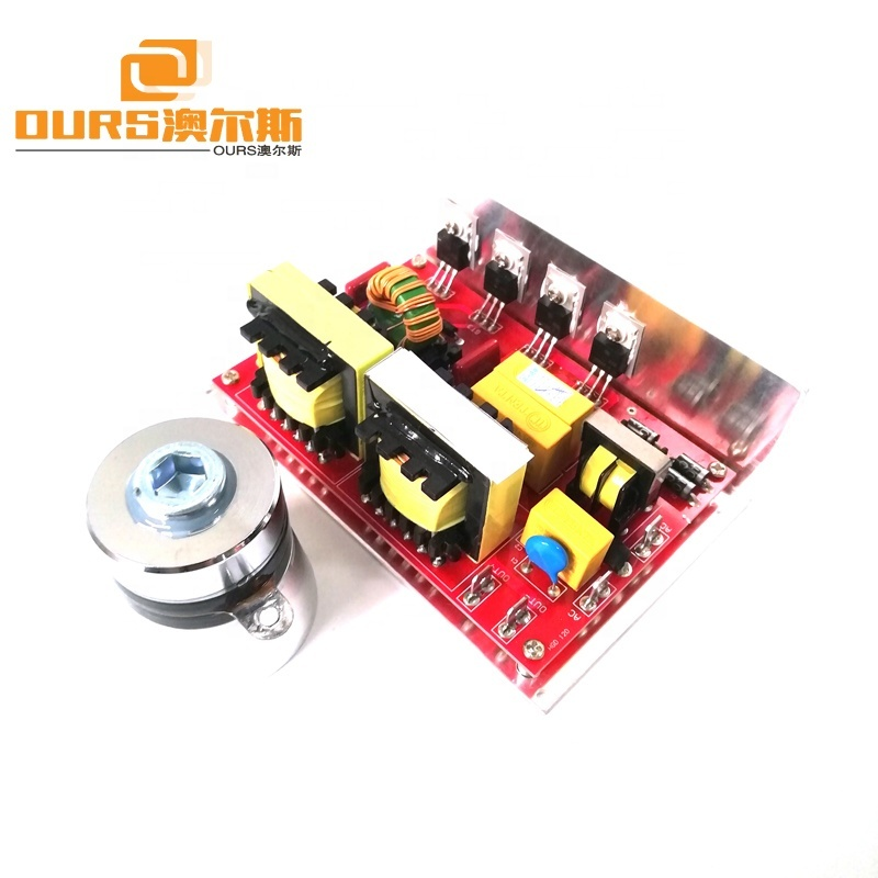 28KHz Ultrasonic Generator PCB Circuit 60W/220V,Price Including Matching Ultrasonic Transducer