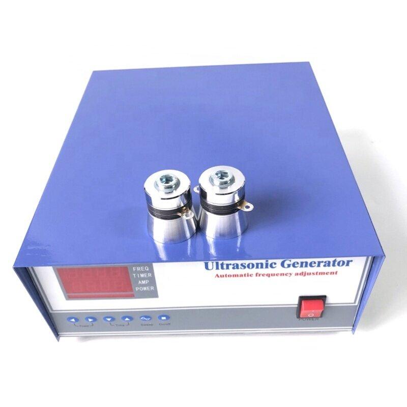 300W Digital Ultrasonic Generator Homemade For Industrial Cleaning Tank Ultrasonic Generator Output Voltage 110V/220V