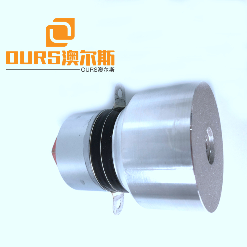 68khz  High frequency vegetable washing ultrasonic piezoelectric transducer stock