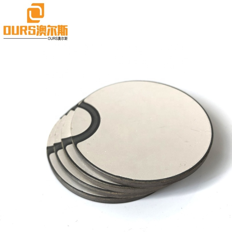 High Efficiency Industry Piezoelectric Ceramic Element Cleaning/Welding Transducer Module Piezoceramic Disc 50x3MM With CE