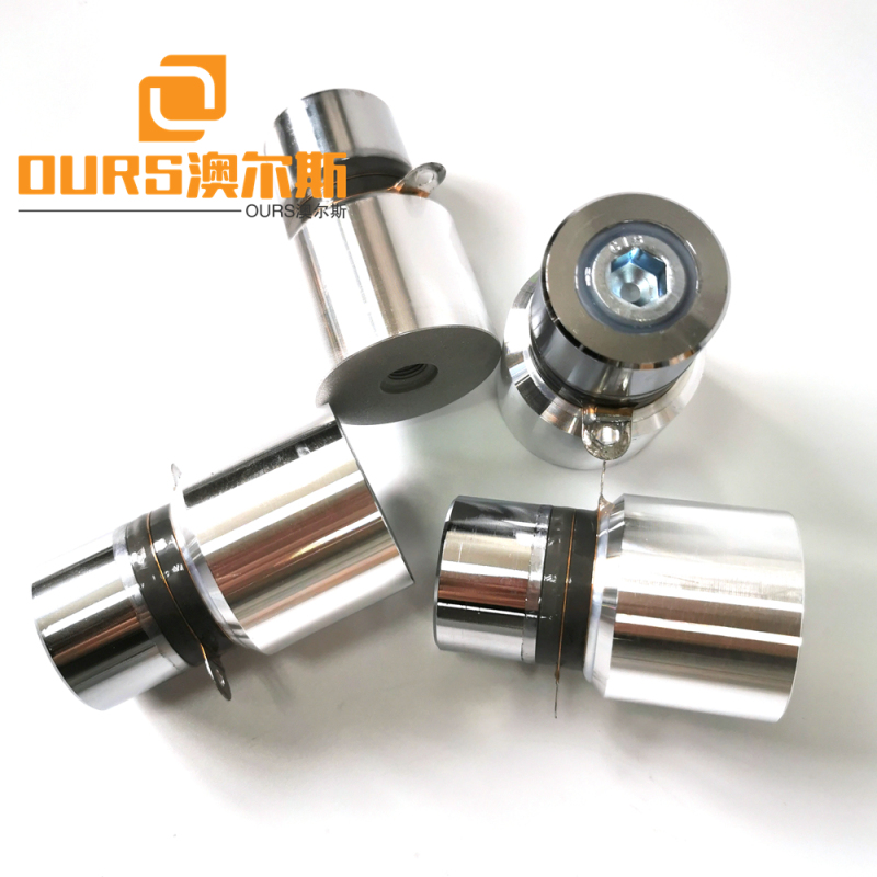 28khz/50W pzt4 Ultrasonic Transducer for  Cleaning of Various Mechanical Parts