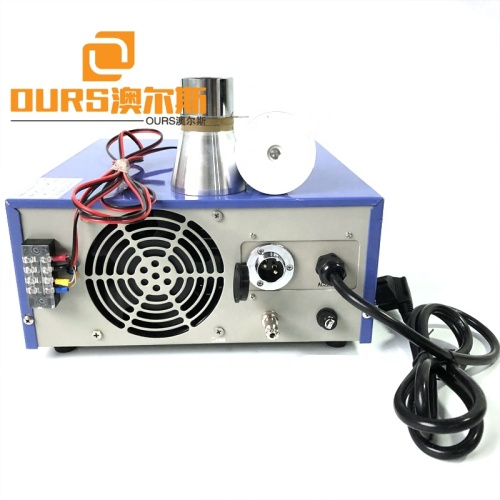 Automatic Frequency Scanning Type Industrial Cleaner  Power Sonicator S485 Ultrasonic Tank Generator High Power Sound Generator