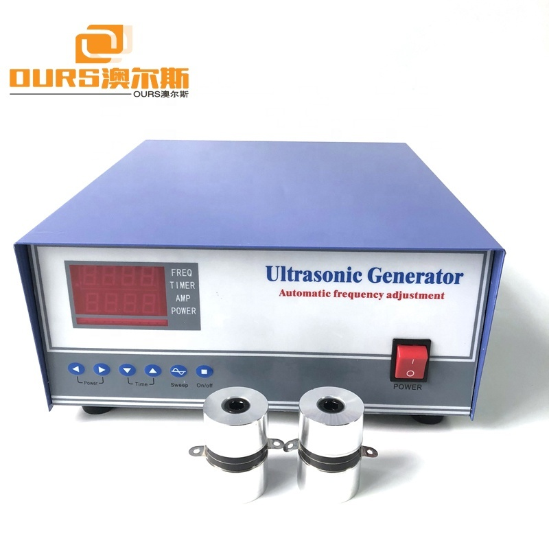 Best Price For Ultrasonic Generator,High Frequency Ultrasonic Generator For Cleaning