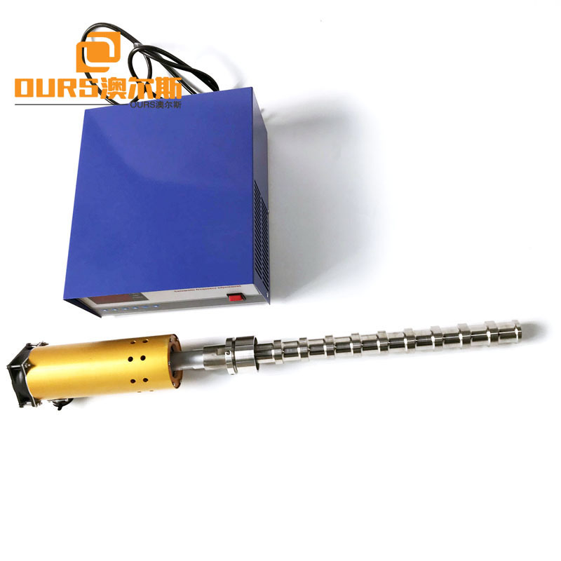 300W High Power Sonicator Probe Ultrasonic Processor , 20KHz Sonicator Lab Equipment