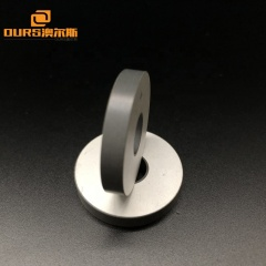 Wafer Solution PZT4 30x12x4mm Ring Piezoelectric Ceramic From China Technology