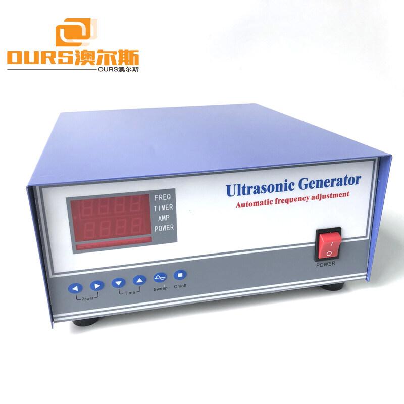 1000W Ultrasonic Power Generator Controller For Submersible Ultrasonic Cleaner Kit