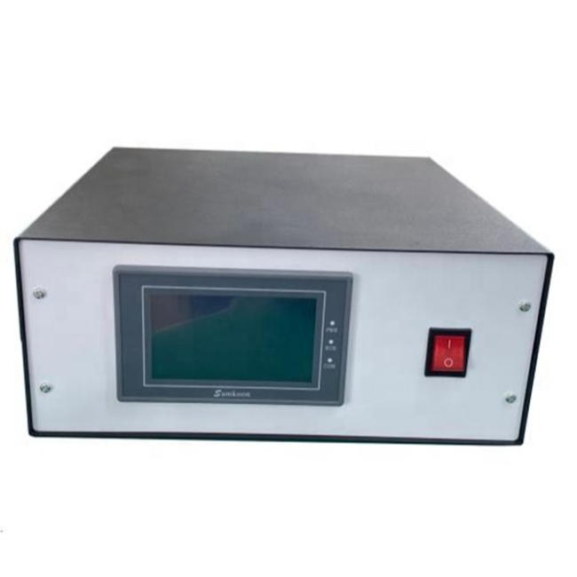 Vibrator Ultrasonic Welding Transducer , Ultrasonic Welding Machine 20khz For Plastic Metal