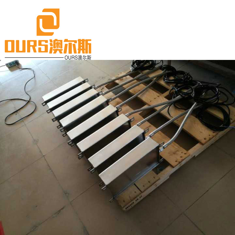 1800W High Vibration Power Submersible Transducer Plate Ultrasonic Standard Size 560mm*450mm*100mm