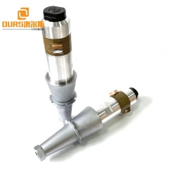 Factory Original Piezo Converter Ultrasonic Welding Transducer 2000W 15K For Industrial Plastic Welding Machine
