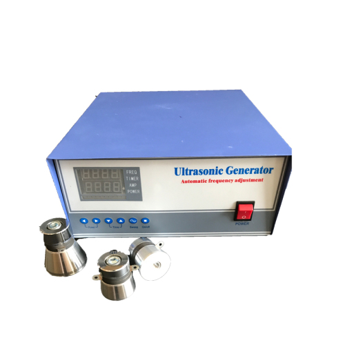 1000W Ultrasonic Generator with PLC Remote Control function 20khz 25khz 28khz 40khz for Frequency ultrasonic cleaner