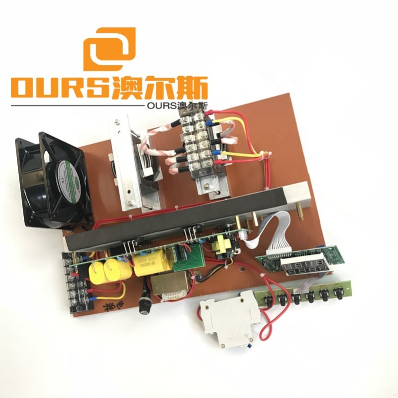 600W Ultrasonic uniform Ultrasonic Cleaning Transducer Driver with PCB
