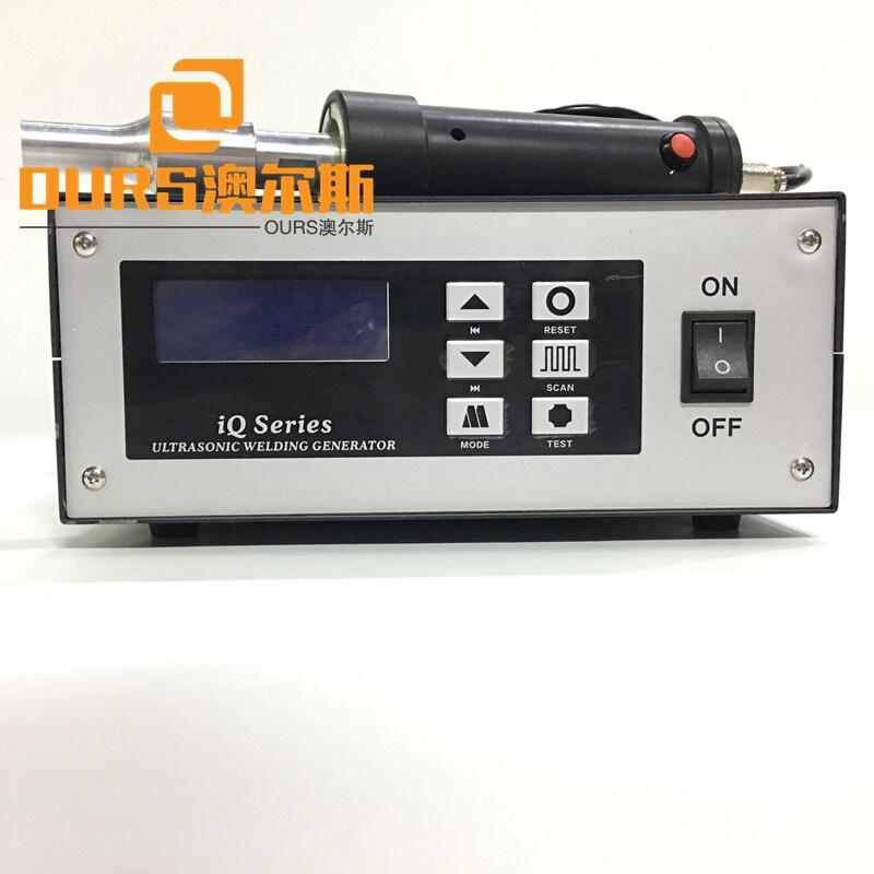 2000W 20khz ultrasonic spot welder generator and transducer for welding