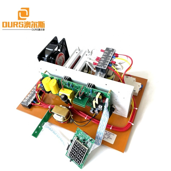 China Factory DIY Type 28K 1800W Ultrasonic Generator PCB For Driving Transducer Cleaning Machine