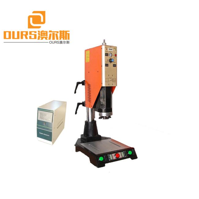 15khz Price manual ultrasonic plastic welding machine spot welding for plastic bottle