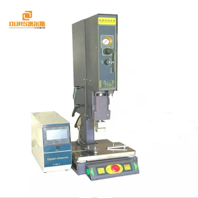 15KHz 4200W Ultrasonic Plastic Welding Machine Digital Ultrasonic Welding Machine