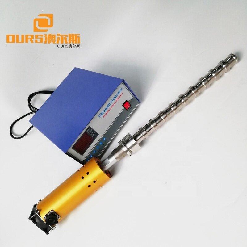 20KHz Liquid Soap Mixer 1000W Homogenizer Ultrasonic Mixing For Ultrasonic Mixing Equipment