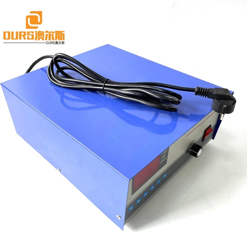 28KHZ 300W Low Power Factory Ultrasonic Cleaning Generator For Driving Transducer Industrial Washing Machine